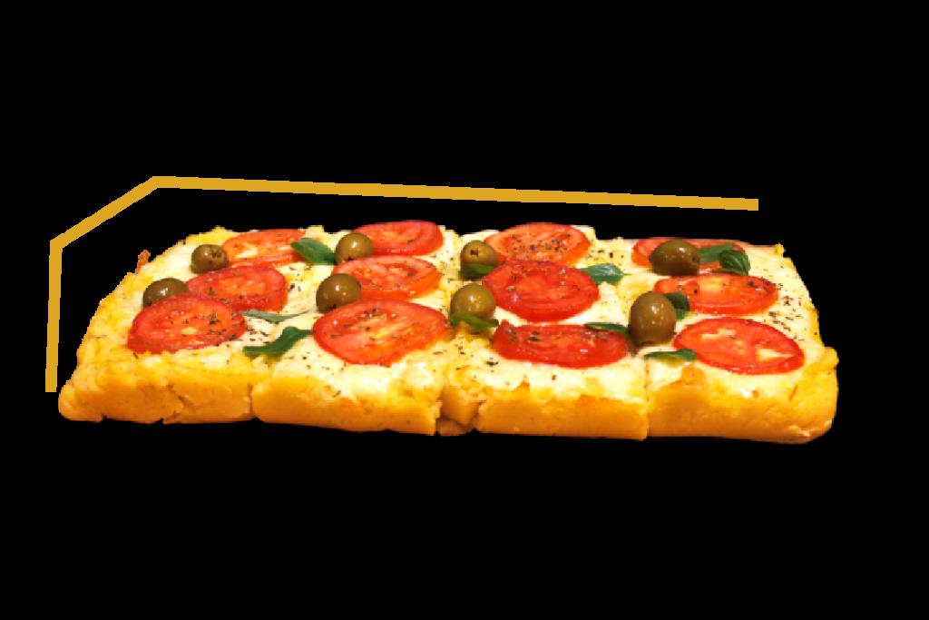 Festival de Inverno - Pizza de Polenta