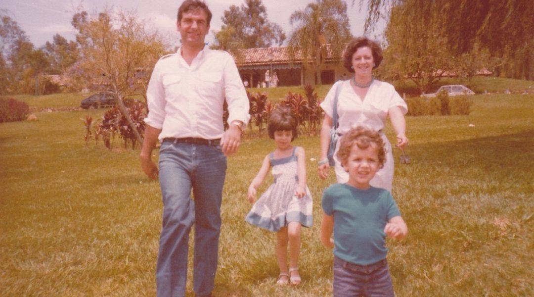 Familia Vezzani - 1980